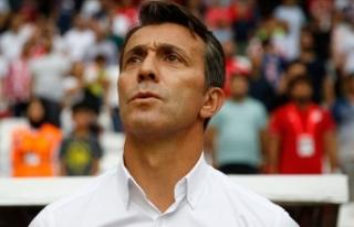 Konyaspor teknik direktör Bülent Korkmaz ile prensipte...