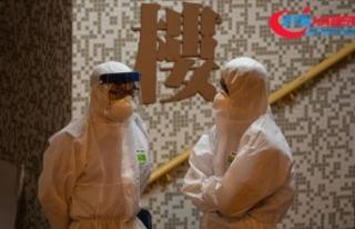 Koronavirüsün bulaştığı kişi sayısı 43 bin...