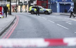 Londra'da polisin vurduğu saldırganın terör...