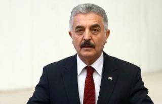 MHP Genel Sekreteri Büyükataman: KKTC Cumhurbaşkanı...