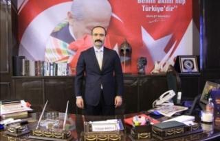 MHP'li Baştuğ: Milliyetçi Hareket Partilinin,...
