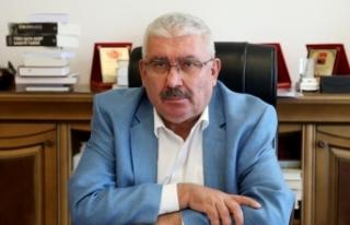 MHP'li Yalçın: CHP, kendini darı ambarında...