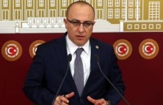 MHP'li Yönter'den 'Eskişehir'...