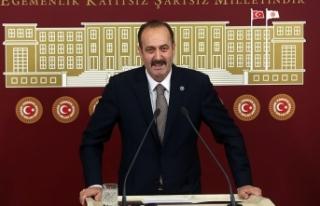 MHP'li Osmanağaoğlu: Katil sürüsü için su...