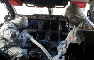 Milli Savunma Bakanlığı: Çin'den gelen yolcu...