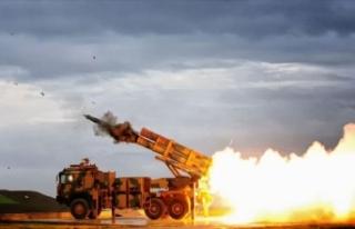 MSB: 115 rejim hedefi ateş altına alındı, 101...
