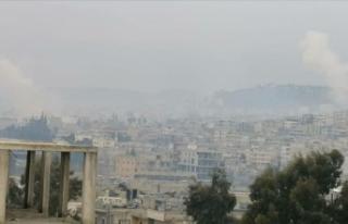 MSB: Terör örgütü PKK/YPG Afrin'e grad füzesiyle...