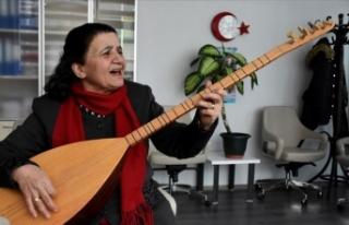 'Müzik şehri' Kırşehir'in kadın...
