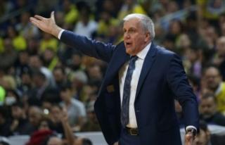 Obradovic, Fenerbahçe'yle 500. maçında kupa...