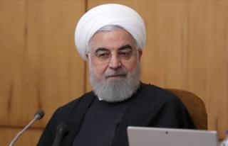 """İran Cumhurbaşkanı Ruhani: """"İkinci bir koronavirüs..."""