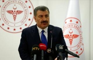 Sağlık Bakanı Koca: Rize'de gözlem altındaki...