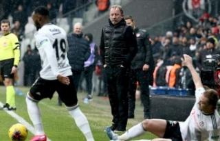 Sergen Yalçın'lı Beşiktaş evinde de kazandı