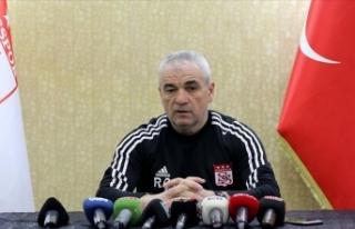 Sivasspor Teknik Direktörü Rıza Çalımbay: Ders...