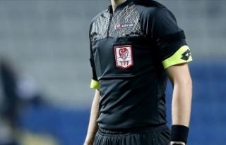 TFF 1. Lig'in 32. haftasında görev alacak hakemler...