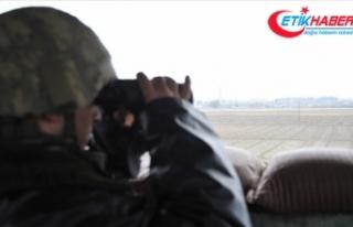 Suriye'nin kuzeyinden kaçan 5 YPG/PKK'lı...