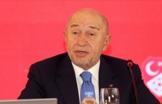 TFF Başkanı Özdemir: Herkesin futbol ortamından...