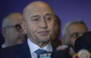 TFF: Nihat Özdemir ve yönetim kurulu görevinin...