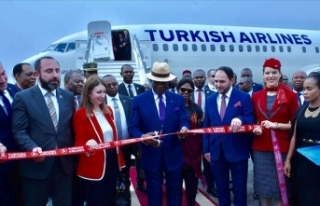 THY, Ekvator Ginesi'nin başkenti Malabo'yu uçuş...