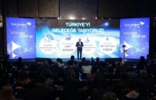 Türk Telekom 2019'da 2,4 milyar lira net kar...