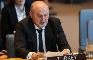 Türkiye'den BM Güvenlik Konseyinde 'İdlib'...