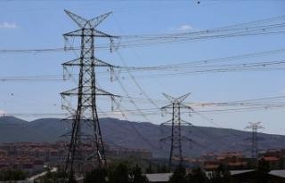 Türkiye'nin elektrik tüketimi ocakta yüzde...