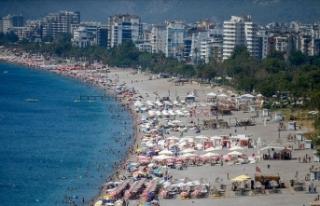 Türkiye'nin en çok geceleme yapılan şehri...