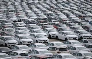 Otomotiv pazarı yılın ilk yarısında yüzde 30...
