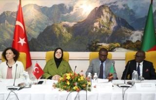Türkiye-Zambiya Karma Ekonomik Komisyonu'nun...