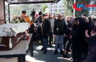 Uçak kazasında hayatını kaybeden Songül Bozkurt'un...