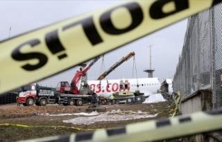 Uçak kazası soruşturmasında kabin görevlilerinin...