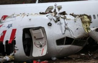 Uçak kazası soruşturmasında kaptan pilotun ifadesi...