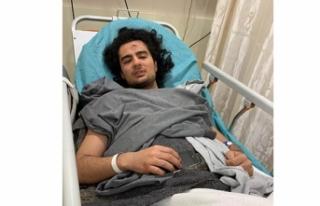 Uçak kazasından yaralı kurtulan Aydınlı öğrenci...