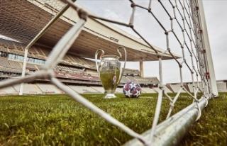 UEFA Şampiyonlar Ligi'ne 'İstanbul'...