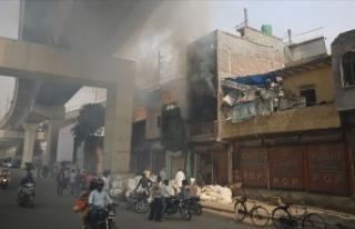 Yeni Delhi'de vatandaşlık yasasına karşı...