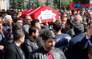 Ağrı'da şehit olan gümrük personeli Mustafa...