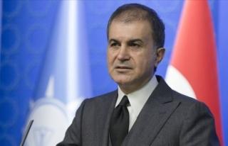 """AK Parti Sözcüsü Çelik'ten """"rejim"""" değerlendirmesi:"""