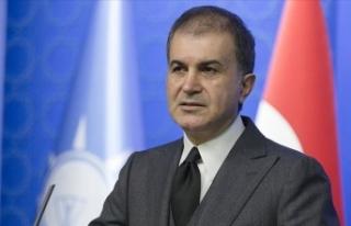 AK Parti Sözcüsü Çelik: Suriye'de rejimin...