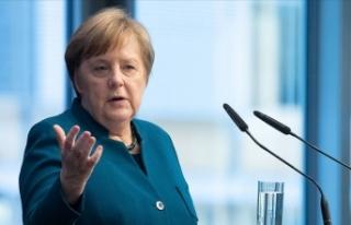 """Merkel: """"Türkiye'ye yönelik uyumlu bir stratejiye..."""