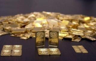 Gram altın 321 lira seviyelerinde