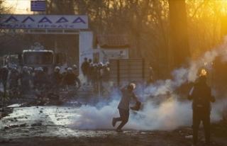 Avrupa basını: AB sınırında insanlık batıyor