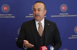 """Çavuşoğlu, Türkiye'nin """"Girişimci ve..."""