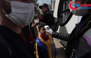 BM: Suriye'de 10 kişide Kovid-19 görüldü