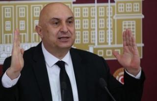 "CHP'li Özkoç: ""Sosyal medyaya ilişkin kanun..."