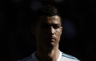 Cristiano Ronaldo'nun ikinci koronavirüs testi...