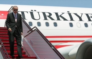 Cumhurbaşkanı Erdoğan Belçika'ya gidecek