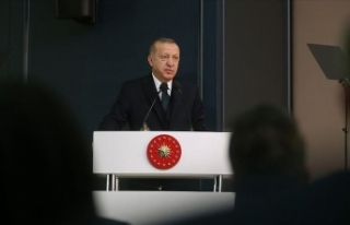 Cumhurbaşkanı Erdoğan: Koronavirüse karşı tüm...