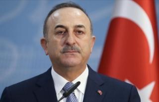Dışişleri Bakanı Çavuşoğlu Rus mevkidaşı...