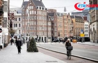 Hollanda'da koronavirüsten ölenlerin sayısı...