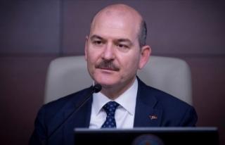 İçişleri Bakanı Soylu: Edirne üzerinden ülkemizden...