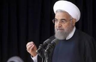 "İran Cumhurbaşkanı Ruhani: ""Petrol fiyatlarındaki..."